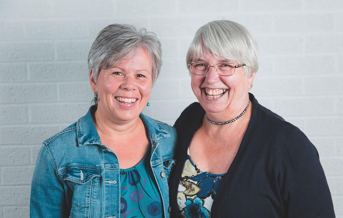 Carol and Christine's
